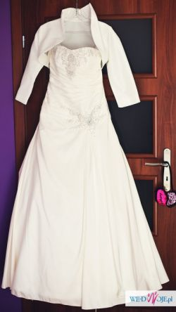 442fb7f710 Suknia ślubna LAS VEGAS rozmiar 36 38 - Suknie ślubne - Ogłoszenie ...