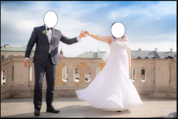 Suknia ślubna LAURA AGN 17021 BIEL KOLEKCJA 2018
