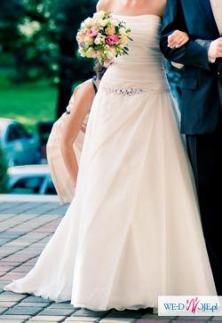 Suknia ślubna Legionowo Luna Novias 2011 - Gedania