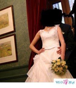 Suknia ślubna - lekka i wygodna
