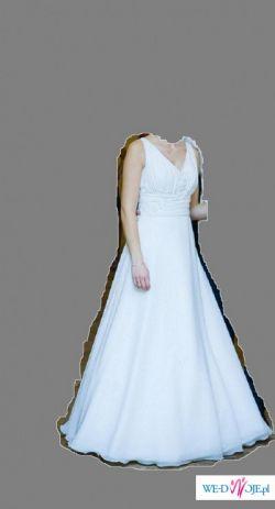 Suknia ślubna LENA - z butiku na Floriańskiej