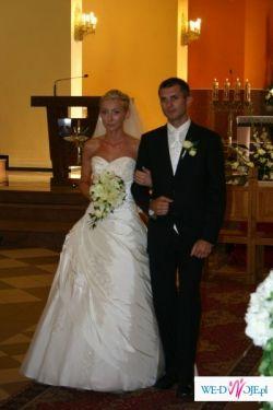 suknia ślubna Levante Pronovias 2007