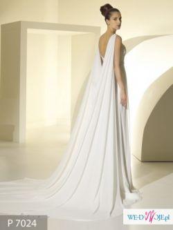 Suknia ślubna Lilea Perle P7024 + koło