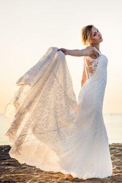 16555c8a Suknia Ślubna Lilian West rozm. 36/38 - Suknie ślubne - Ogłoszenie ...