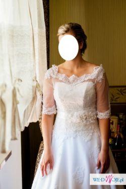 Suknia ślubna- LILU (MAGIC COLLECTION )