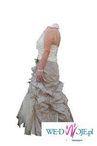Suknia ślubna LINEA RAFFAELLI - roz. 42/44/46 - model 2008!!
