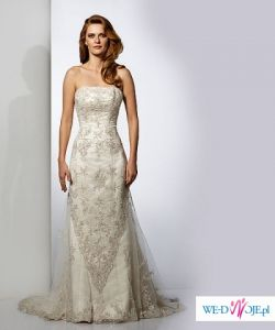 Suknia ślubna Liporio Herm's