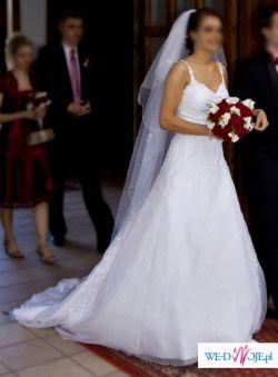 Suknia ślubna Lisa Ferrera Cosmobella 7322