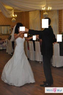Suknia ślubna Lisa Ferrera Demetrios