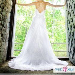 Suknia Ślubna Lisa Ferrera Demetrios 979