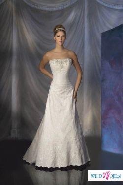 Suknia ślubna lisa ferrera kolekcja 2008