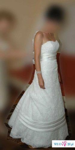 Suknia ślubna Lisa Ferrera - kolekcja  Demetrios 2008
