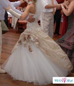Suknia ślubna Loretta Kolekcja Własna Urszula Mateja Nr 640 Suknie