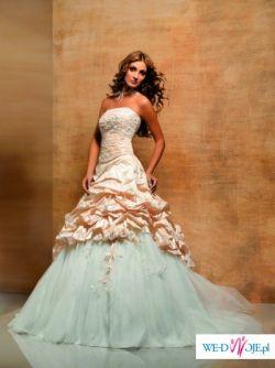 Suknia ślubna lub wieczorowa NOWA!