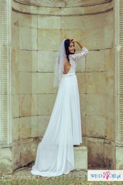 Suknia ślubna Mabell Viola Piekut Suknie ślubne Ogłoszenie