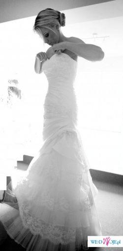 suknia ślubna Madeira