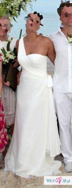 Suknia ślubna Madonna 2011 La Sposa Labor
