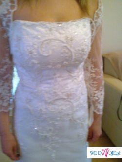 Suknia Ślubna Madonna