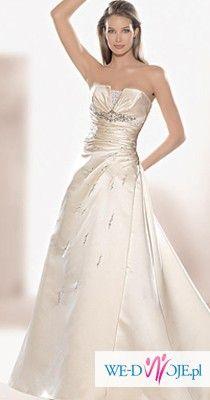 Suknia ślubna Madonna Atelier Diagonal 1839