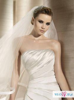 Suknia ślubna MADONNA atelier diagonal 2808 ECRU rozm. 34/36