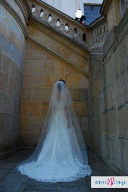 Suknia Ślubna Madonna Herms model Eliane
