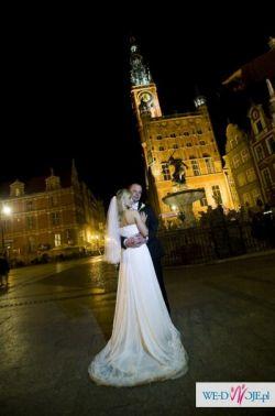 Suknia ślubna Madonna - kolekcja Manuela Mota, model Triunfo