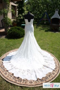 Suknia Ślubna MADONNA model 424