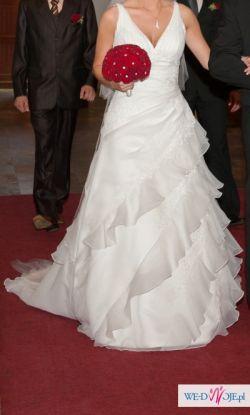 Suknia Ślubna Madonna Pronovias Hamlet