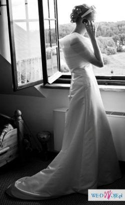 Suknia ślubna Madonna Pronovias Special model Lienzo