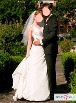 Suknia ślubna Madonna Tres Chic  AM_812 r. 36-38