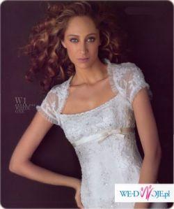Suknia ślubna Madonna W1 kolekcja 2007 rybka