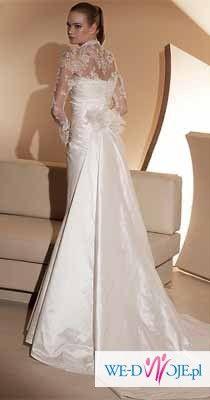 Suknia Ślubna MADONNA White One 2010