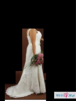 Suknia Ślubna- MADONNA- White One