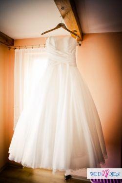 Suknia ślubna madonna z kolekcji famosa r. 36