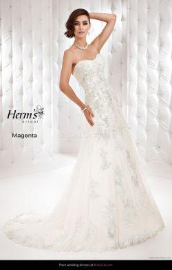 "Suknia ślubna ""Magenta"" Herm's Bridal"