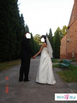 Suknia ślubna MAGGIE SOTTERA Z USA -TANIO SPRZEDAM!!