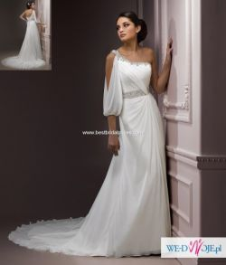 Suknia ślubna Maggie Sottero- lindly
