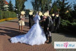 Suknia ślubna Maggie Sottero model Madelyn+GRATISY