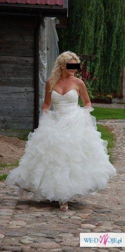 Suknia Ślubna Maggio Ramatti Bugatti