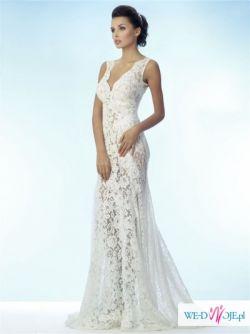 Suknia ślubna Maggio Ramatti - JOUR - kolekcja 2015 r.