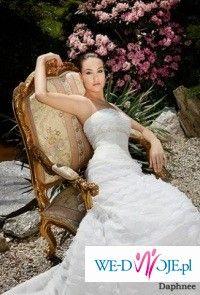 suknia ślubna Maggio Ramatti, model Daphnee z kolekcji 2009