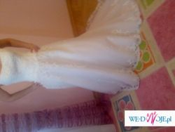 Suknia ślubna Mald-Herm's