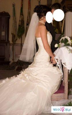Suknia ślubna Malibu z salonu Farage