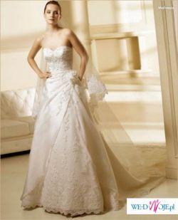 Suknia Ślubna Malvasia z kolekcji La Sposa