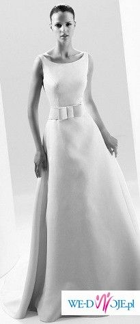 Suknia ślubna Manuel Mota Canada