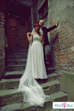 Suknia ślubna MANUEL MOTA kolekcja 2009!!!!!