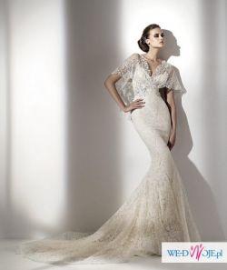 Suknia ślubna Manuel Mota/ Pronovias