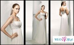Suknia ślubna Manuel Mota Saman