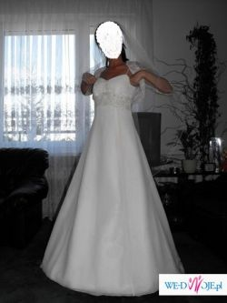 Suknia Ślubna Margarett Rimini R 36