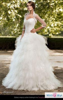 Suknia ślubna Margarett Tatin Tatiana Tiul Suknie ślubne